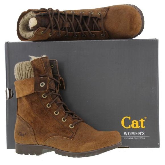 000789d318ad5 Caterpillar Shoes | Womens Boots 11 | Poshmark